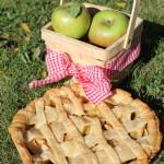 Homemade Apple Pie with my Apple Pickin' Haul
