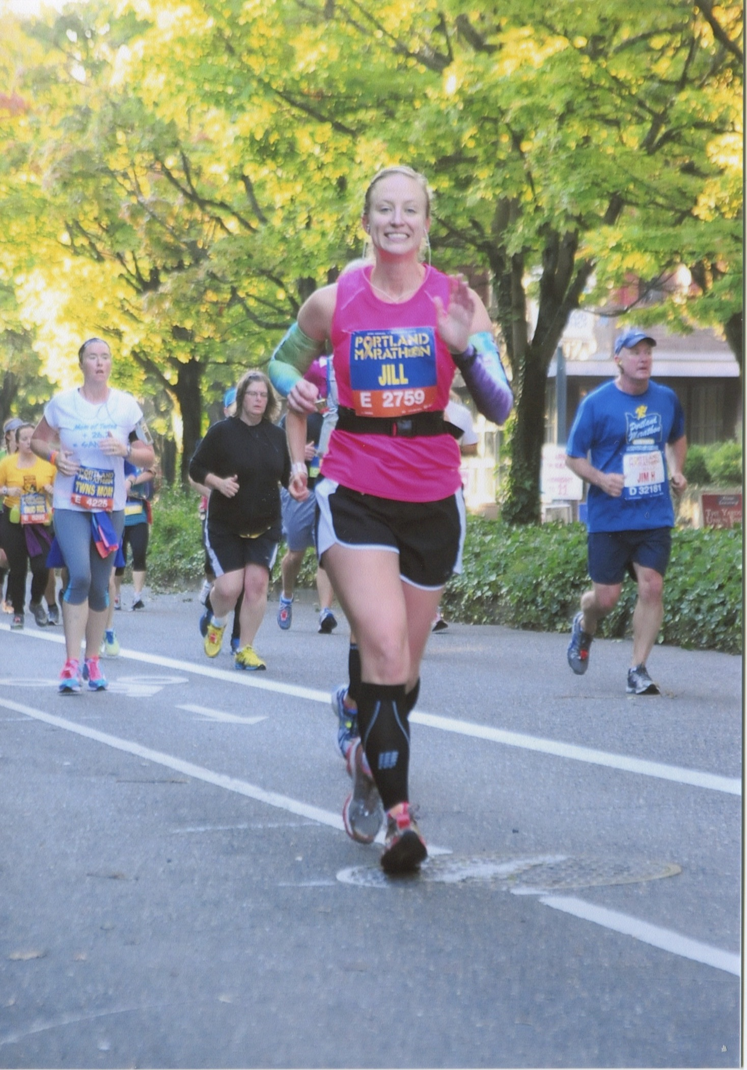e40758e302b Portland Marathon 2 Year Anniversary - RunEatSnap