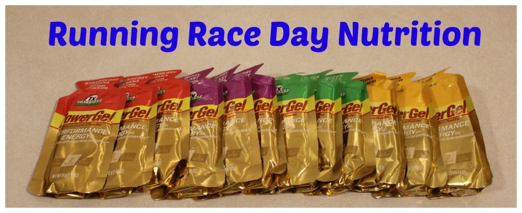 Running Race Nutrition