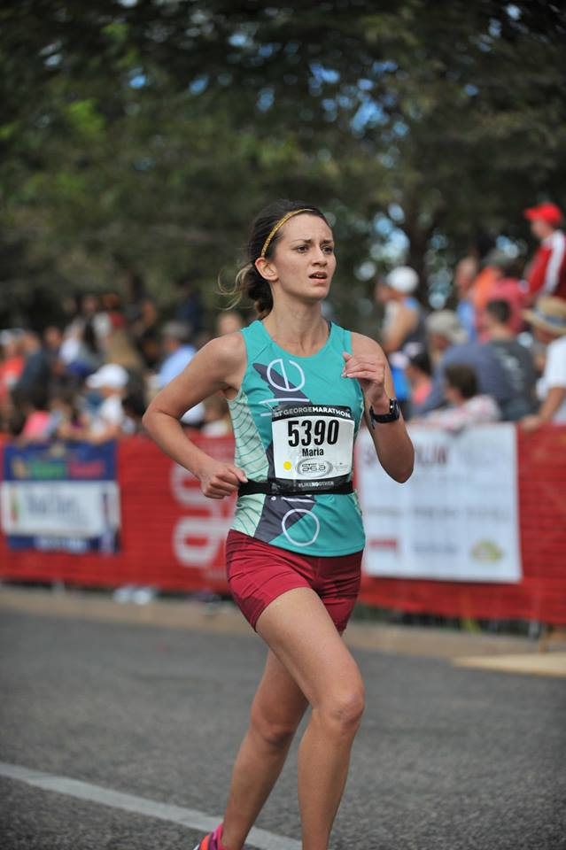 St George Marathon 2015