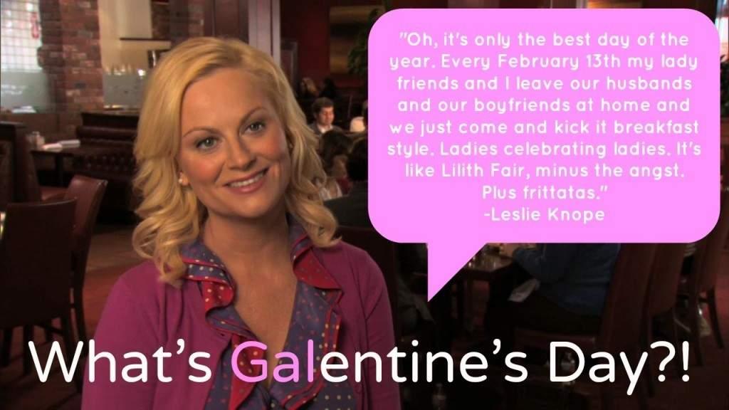 Galentine's Day