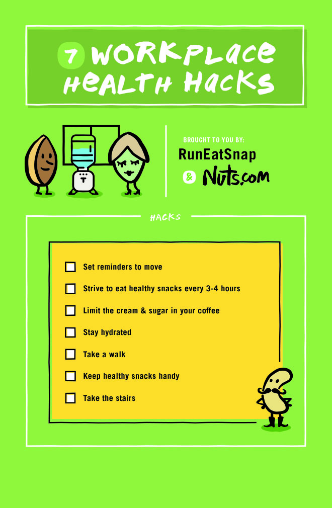 Healthy Tips for Work