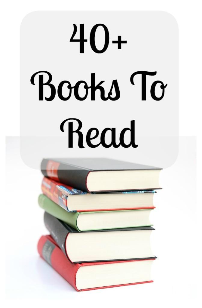 Books to Read | RunEatSnap