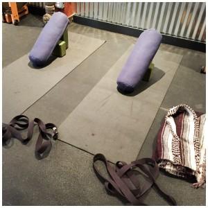 Studio ME Fitness Review – Restorative Yoga
