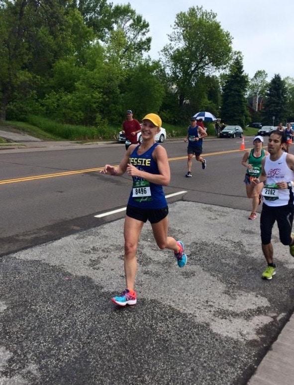 Running Inspiration Jessie