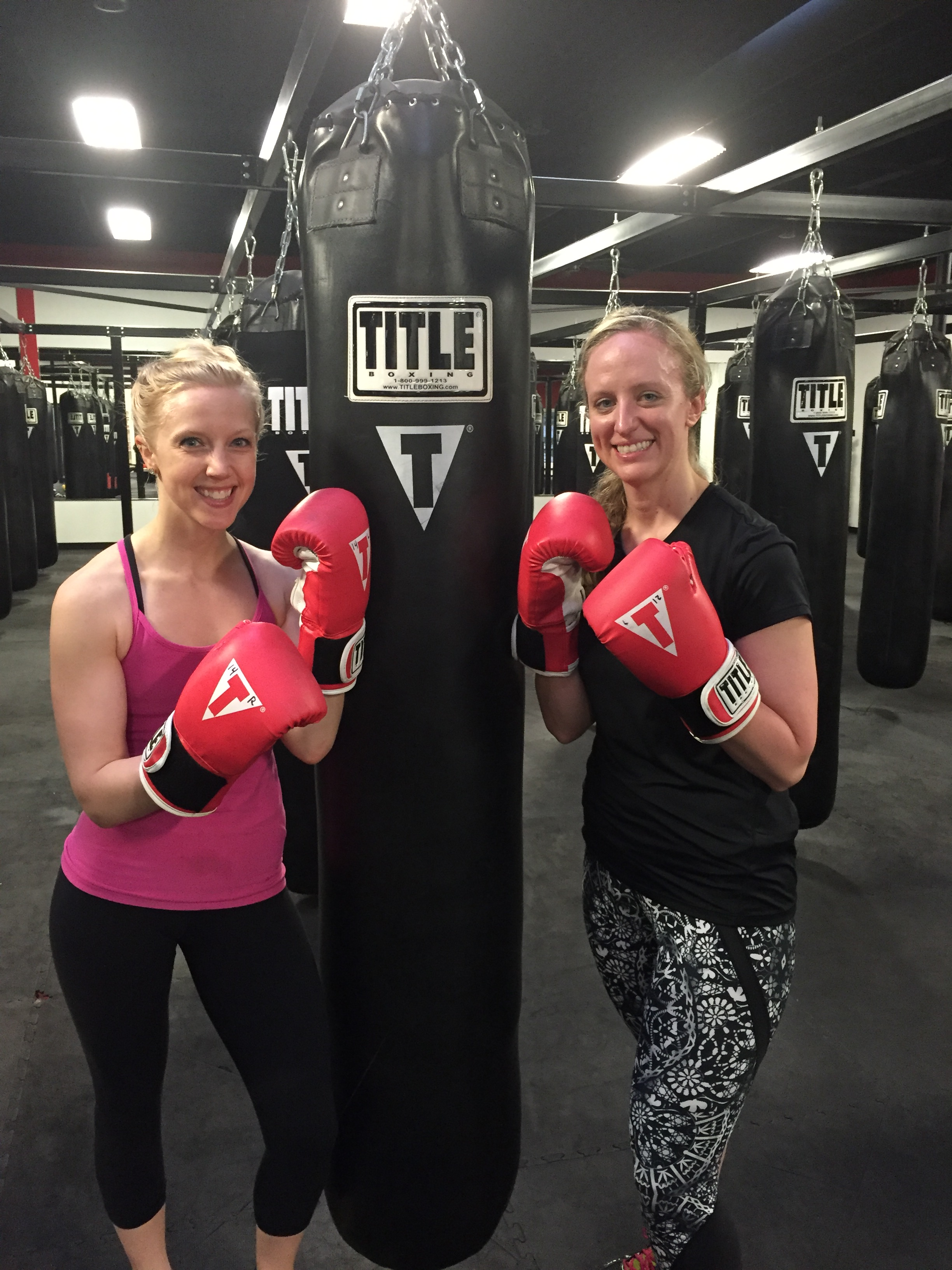 Title Boxing Edina