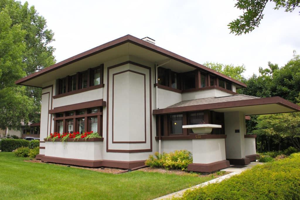 Frank Lloyd Wright Stockman House