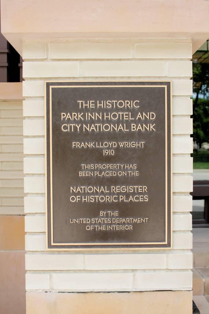 Frank Lloyd Wright Mason City Iowa