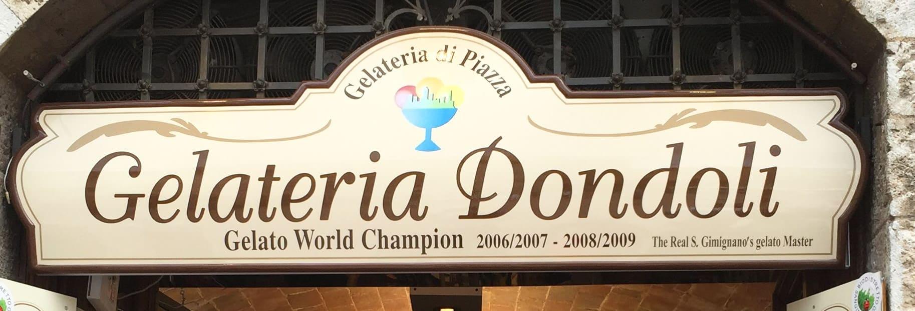 Gelateria Dondoli, San G.