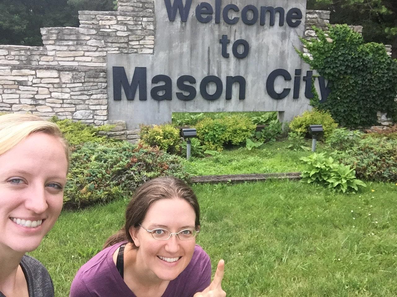 Mason City Iowa