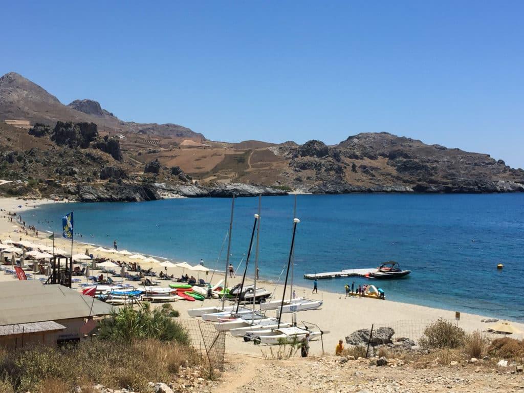 Plakias, Crete, Greece