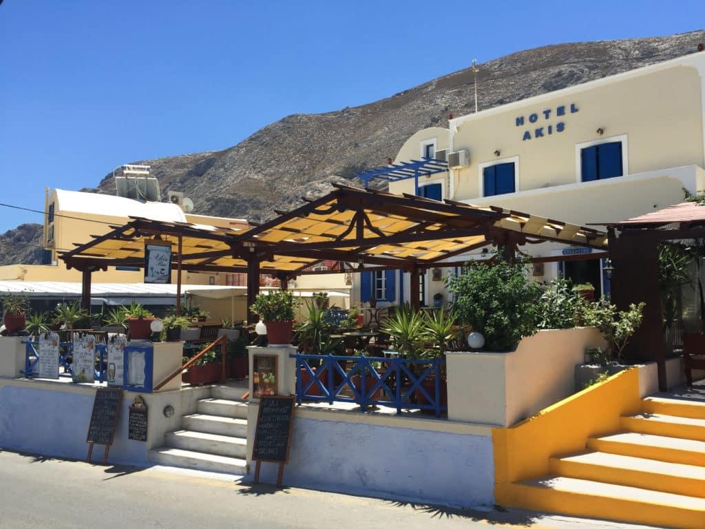 Akis Hotel, Santorini