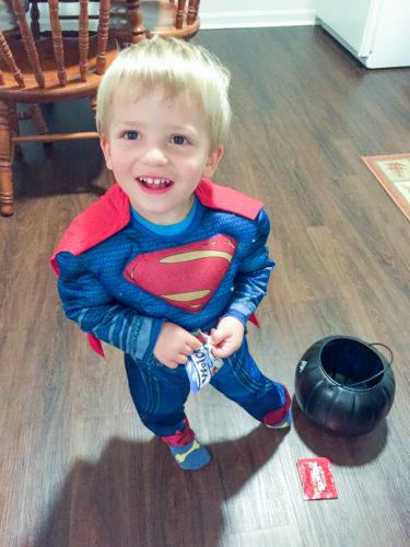 Nephew Halloween