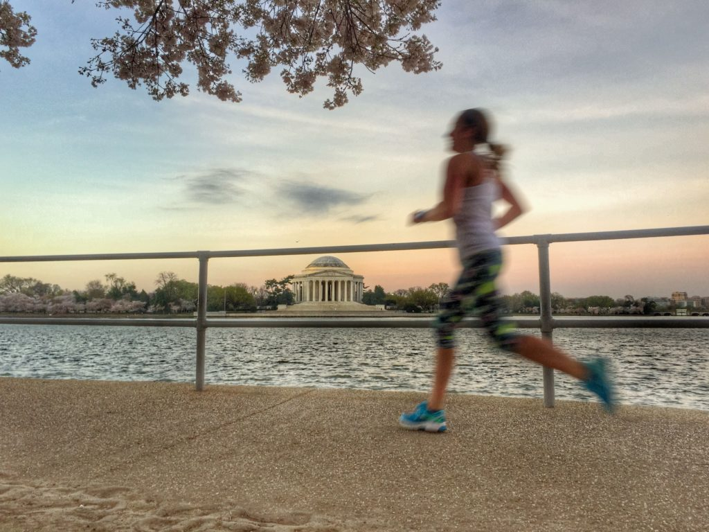 DC Cherry Blossom Run