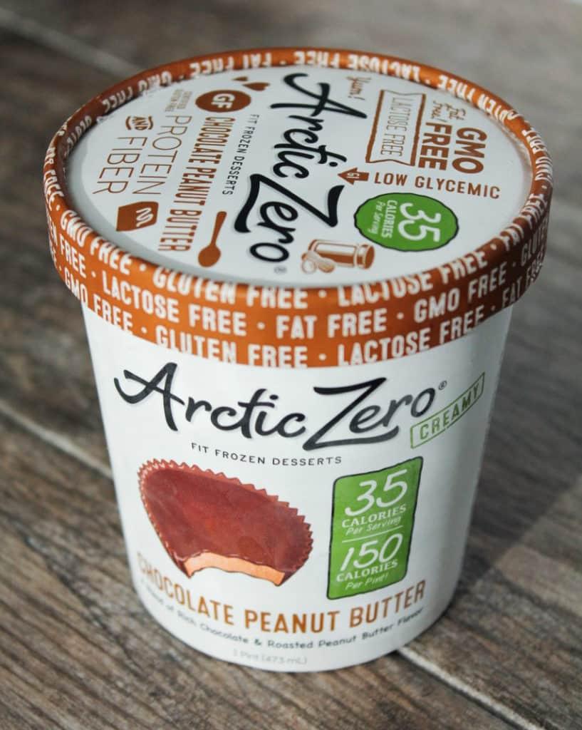 Ice cream comparison - Arctic Zero