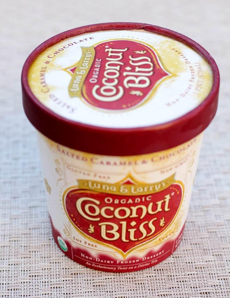 Ice cream comparison - Coconut Bliss