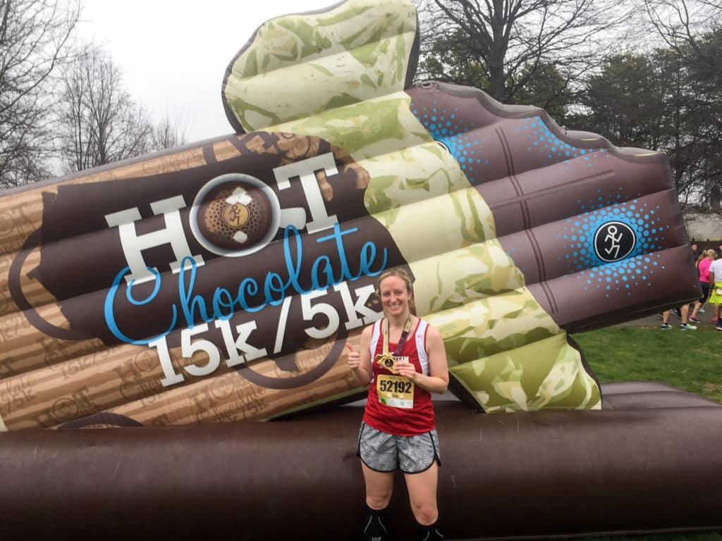 Hot Chocolate run Nashville