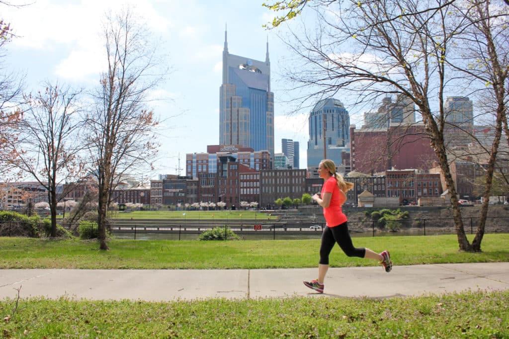 Nashville running