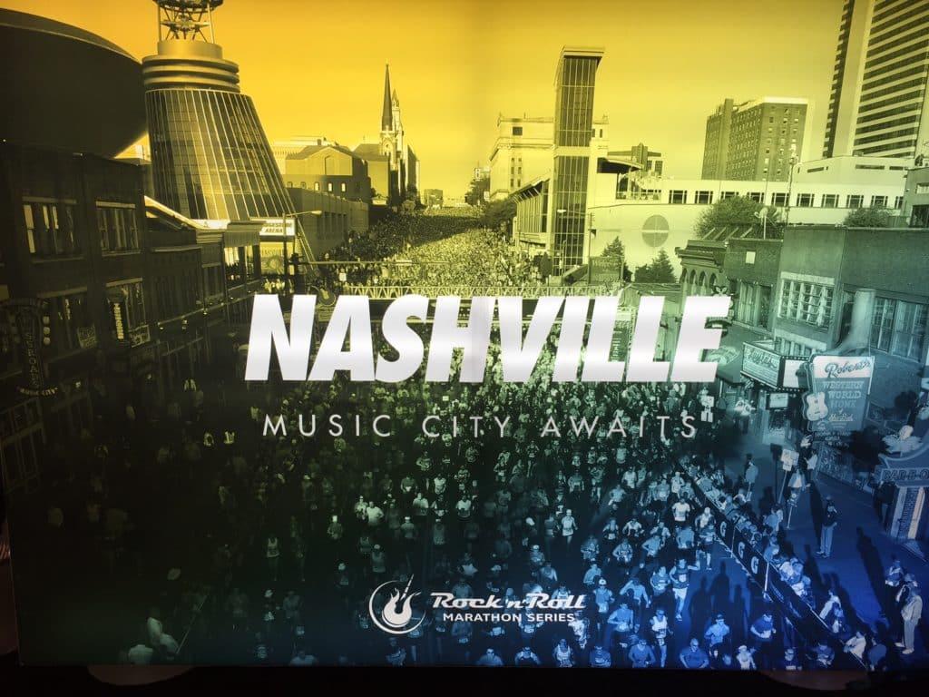 Nashville half marathon