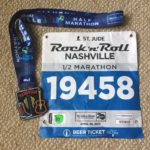 Rock n' Roll Nashville Half Marathon Race Recap