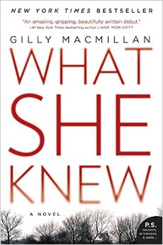 What She Knew Novel
